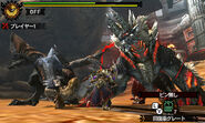 MH4U-Gypceros and Stygian Zinogre Screenshot 001