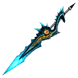 MH3U-Long Sword Render 004
