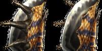 Tigrex Claws
