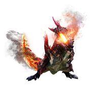MHXX-Hellblade Glavenus Render 001