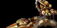 F Seregios S Palico Armor (MH4U)