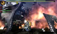 MH4U-Silver Rathalos Screenshot 006