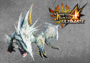 MH4U-Zamtrios Wallpaper 002