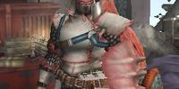 Khezu Armor (Gun)