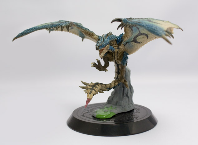 File:Capcom Figure Builder Volume 1 Azure Rathalos.jpg