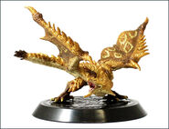Capcom Figure Builder Volume 6 Gold Rathian