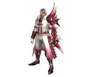 FrontierGen-Vuaisu G Armor (Male) (Gunner) Render 001