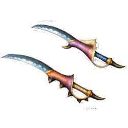 MH4-Dual Blades Render 012