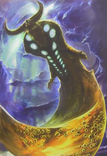 Goldbeard Ceadeus Monster Hunter