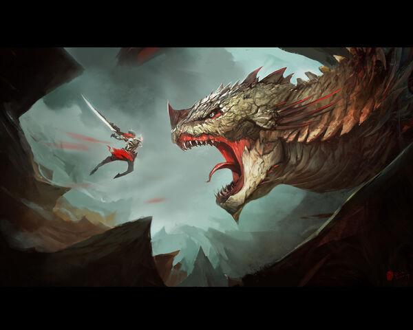 File:Wallpaper monsterhunter FH by frankhong.jpg