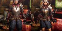 Chainmail Armor (Both) (MH4)