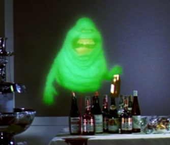 Ghostbuster Drinking Game