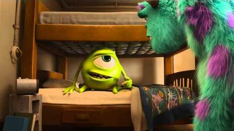 "Monsters University - ""First Morning"" Clip"