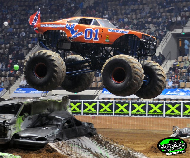 The General | Monster Trucks Wiki | FANDOM powered by Wikia