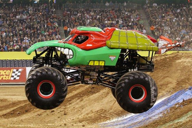 Teenage mutant ninja turtles monster trucks wiki fandom powered by