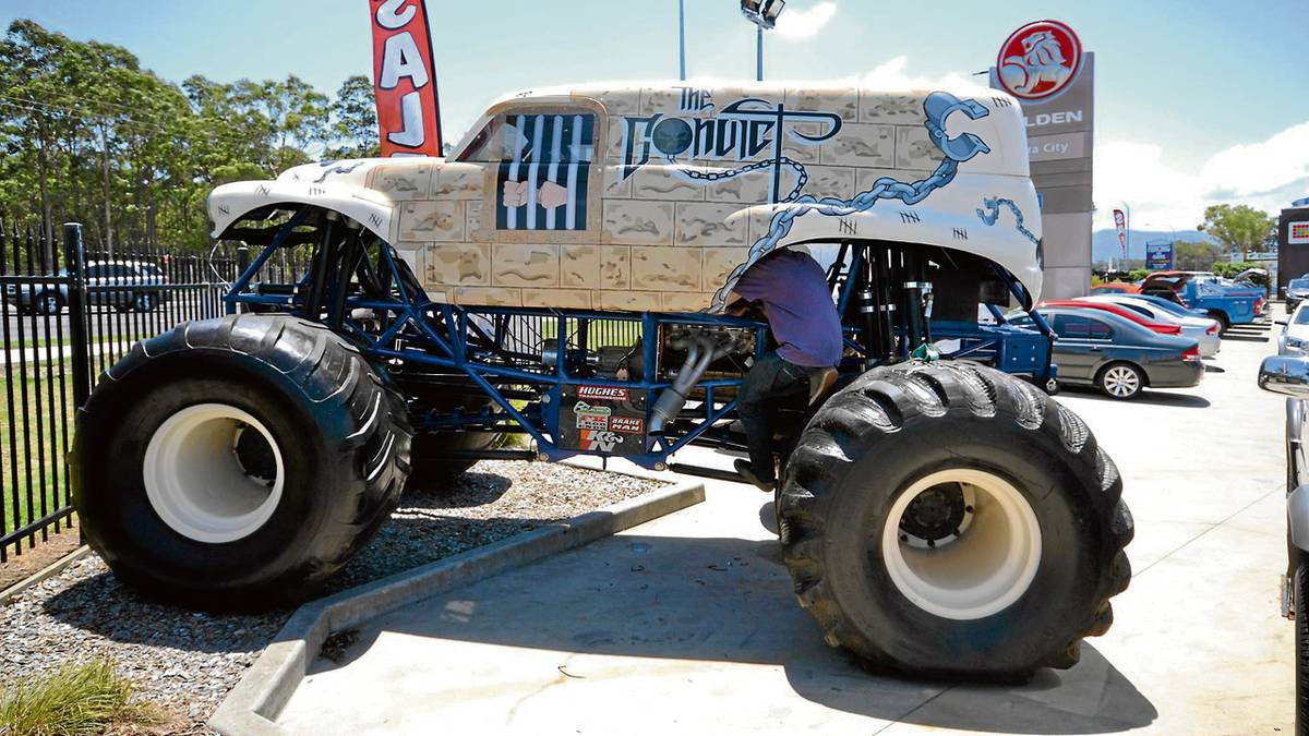 the convict monster trucks wiki fandom powered by wikia