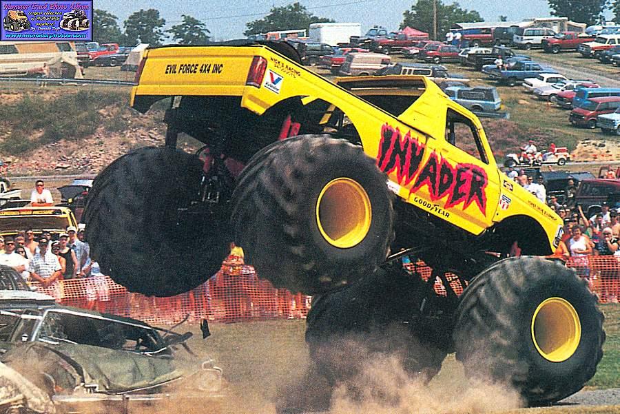 Invader | Monster Trucks Wiki | Fandom powered by Wikia