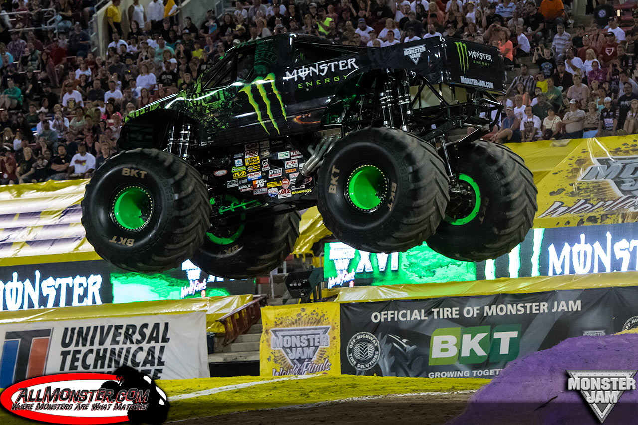 Monster Energy Monster Truck