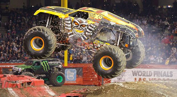 Max D: Decade of Destruction   Monster Trucks Wiki ...