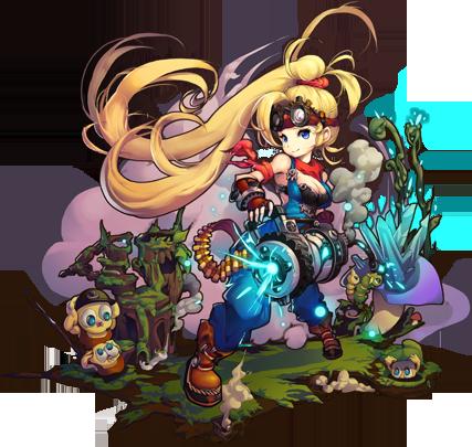 Rachel | Monster Warlord Wiki | Fandom powered by Wikia