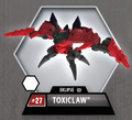Toxiclaw toy