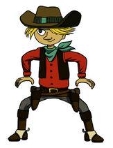 Billy the Kid (Moomin)