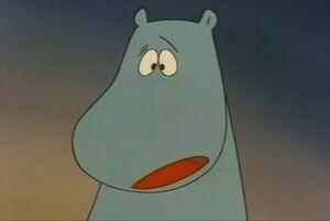Moomin 1969 moomintroll