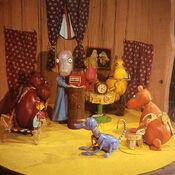 The Moomin Family (1959 Germany)