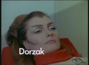 Dorzak titlecard