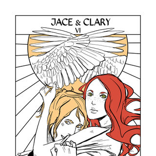 Only Jace & Clary
