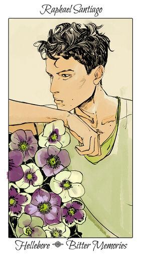 CJ Flowers, Raphael