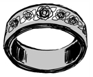 CJ Rosales ring