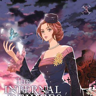 <i>Clockwork Princess</i> manga cover