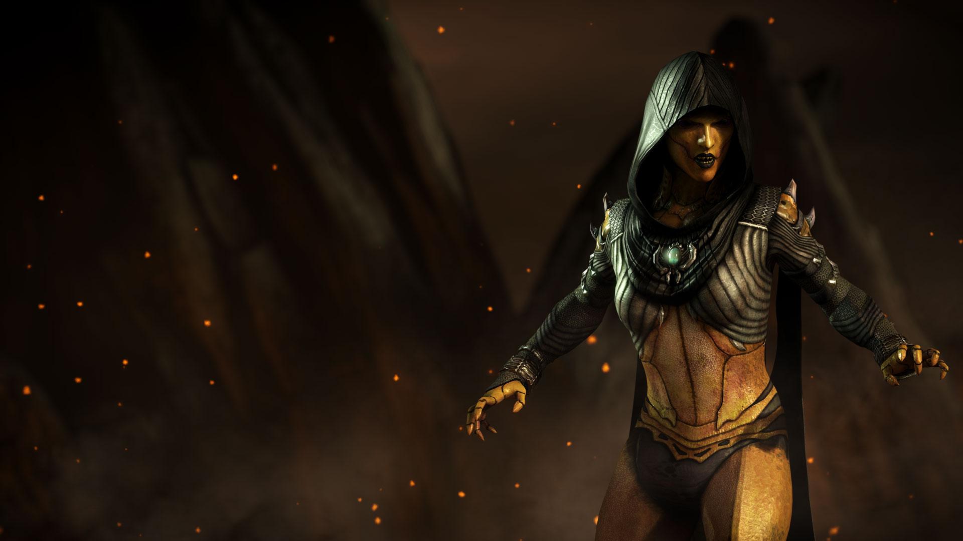 Mortal Kombat X Character D'Vorah