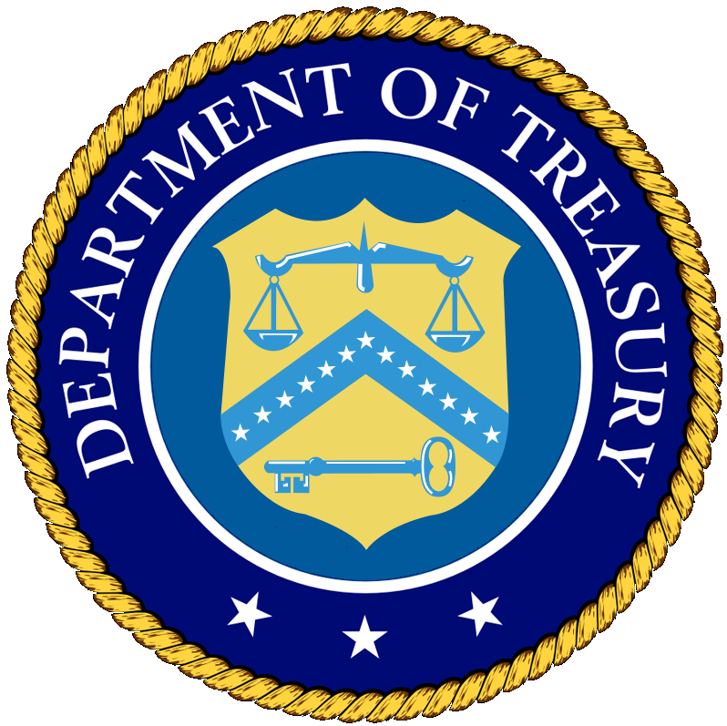 Image - Seal of the Department of Treasury.png ...