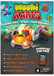 Karts out now