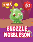 Countdown card s5 snozzle wobbleson
