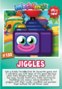 Collector card s8 jiggles