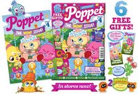 Poppet Mag issue 4 packaging