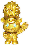 Stashley Snoozer figure gold