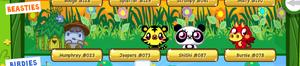 Beasties zoo full