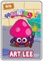 Collector card s3 art lee
