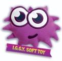 Iggy plush super fan pack
