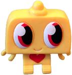 Nipper figure electric yellow