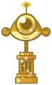 Golden Blinki Movie Statue
