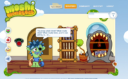 Moshi Monsters March 2010