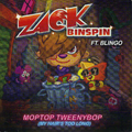 Issue 14 Zack Binspin CD
