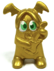 Frettie Facemelt figure gold