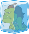 Iced Cavemon