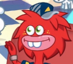 Dewy Moshi Monsters The Movie cameo